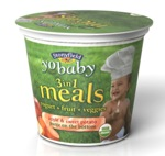 YoBaby Meals Are a Modern Option to TV Dinners
