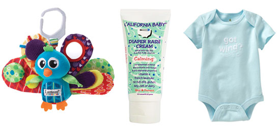 Infant Diaper Bag Must Haves