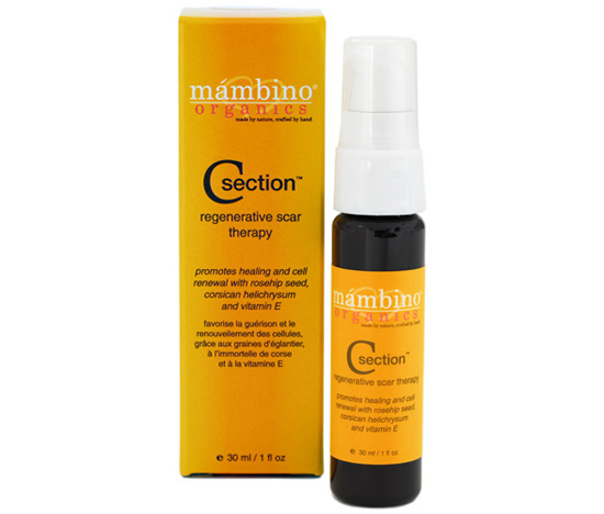 Mambino Organics C-Section Regenerative Scar Therapy
