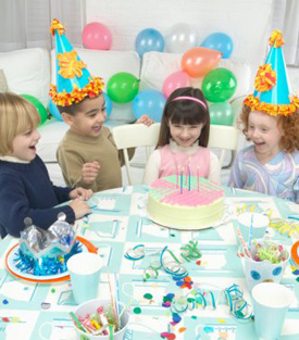 Children's Birthday Parties 2009-07-29 06:00:55