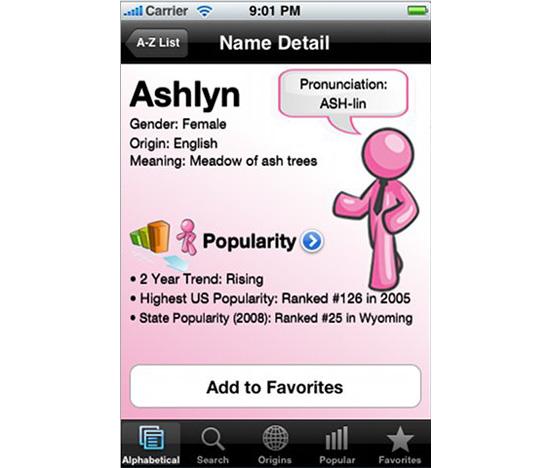 Baby Names Plus