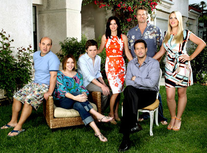 Cougar Town Review