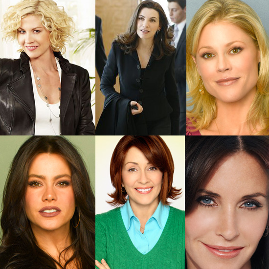 New Television Moms