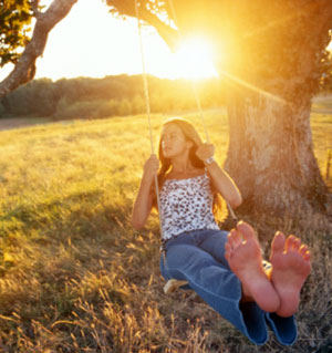 Walking Barefoot? Make Sure You've Had a Tetanus Shot