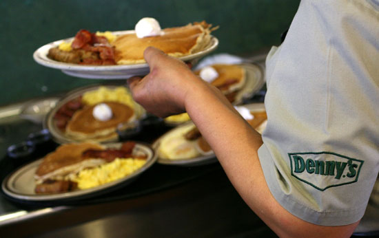 Denny's Sued For High Sodium Foods