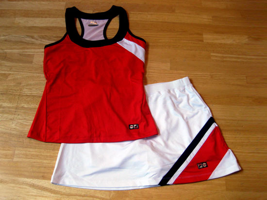 Gear Review: Fila Tennis Collection