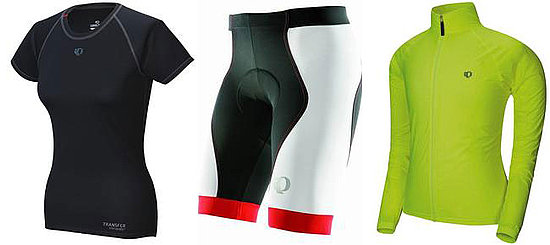 Review of Pearl Izumi Biking Gear With Technical Fabrics