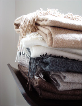 Guess What These Blankets Are Made From