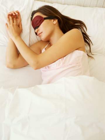 Open House:  Sleeping Comfortably When It's Scorching Hot