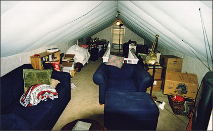 Before:  Attic