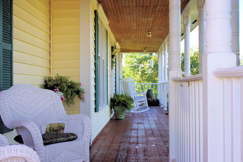 Do You Have a Front Porch?