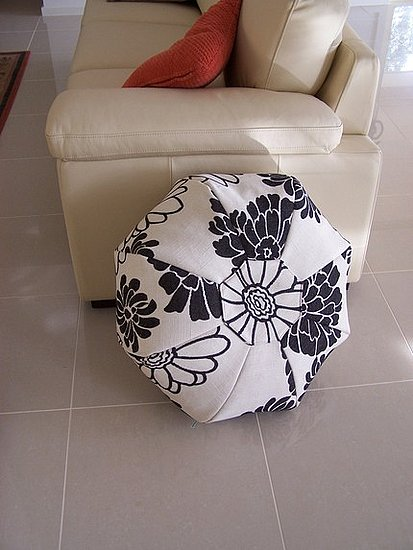 Etsy Find:  Modern Floor Cushion