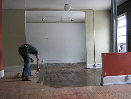 Have You Ever Stained Your Hardwood Floors?