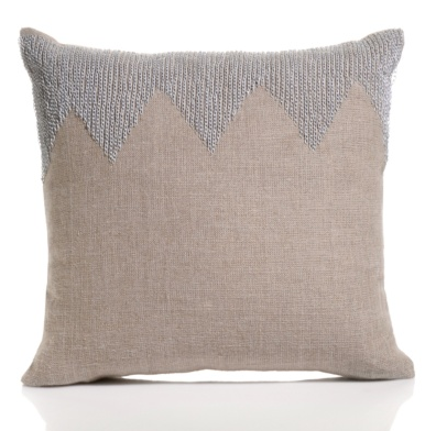 Steal of the Day: Nate Berkus Linen Chain Pillow