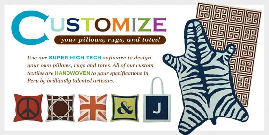 Would You Order a Custom Jonathan Adler Design?