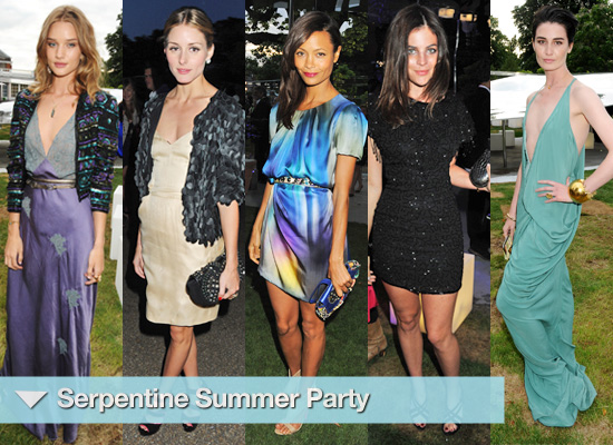 Photos from Serpentine Summer Party