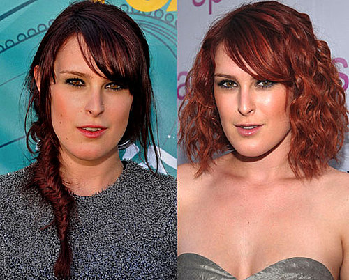 Do You Prefer Rumer with Dark or Bright Red Hair?