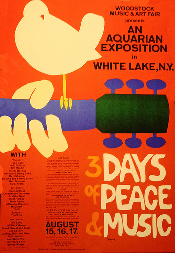 Money Woes Mean No Woodstock Anniversary Concert