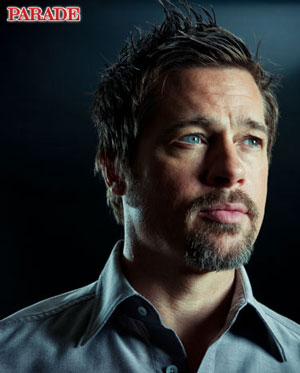 Brad Pitt Talks About True Love in This Weekend's Issue of Parade