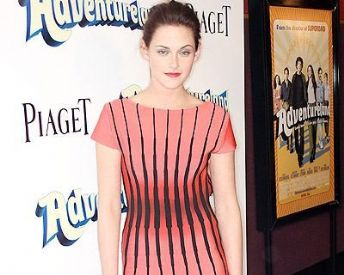 Kristen Stewart 'Intimidated' by 'Twilight' Sequel