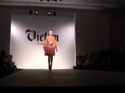 London Fashion Week: Victim Spring Summer 2009
