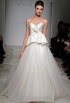 Amsale Bridal Fall 2010