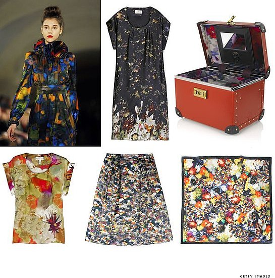 Shopping: Erdem's Painterly Prints