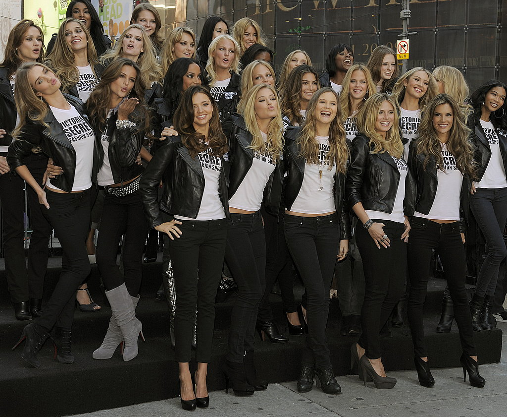 2009 Victoria's Secret Fashion Show Has More Casting Surprises: Dorothea Barth Jorgensen and Anastasia Kuznetsova