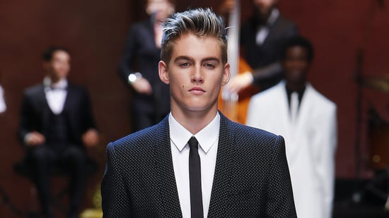 Cindy Crawford's Son, Presley Gerber, and Other Celeb Kids Rock Dolce & Gabbana Runway