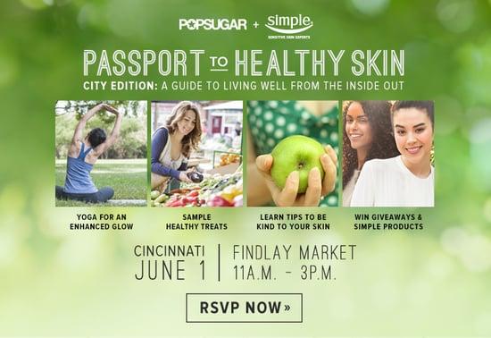 Passport to Healthy Skin - Cinncinati