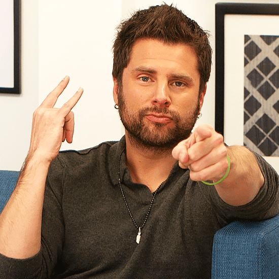 James Roday on Psych's Musical Episode