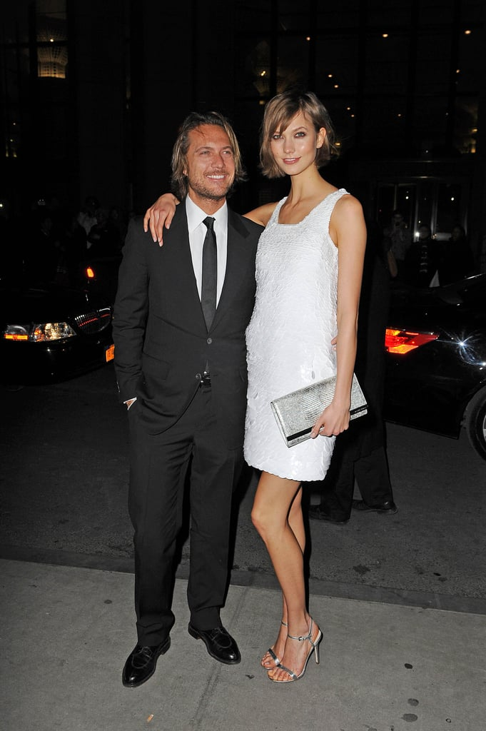 Lance LePere and Karlie Kloss