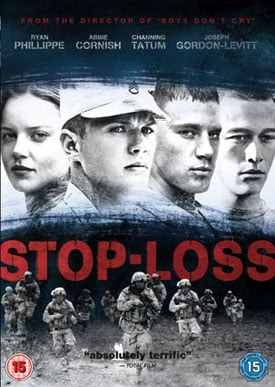 Pop A DVD In: Stop-Loss