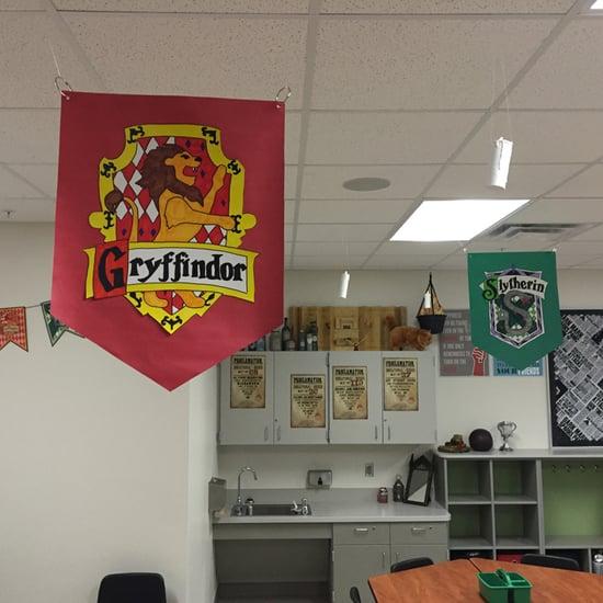 Harry Potter Classroom Ideas