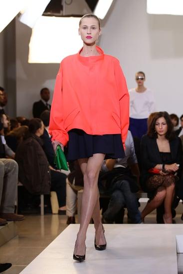 Spring 2011 Milan Fashion Week: Jil Sander