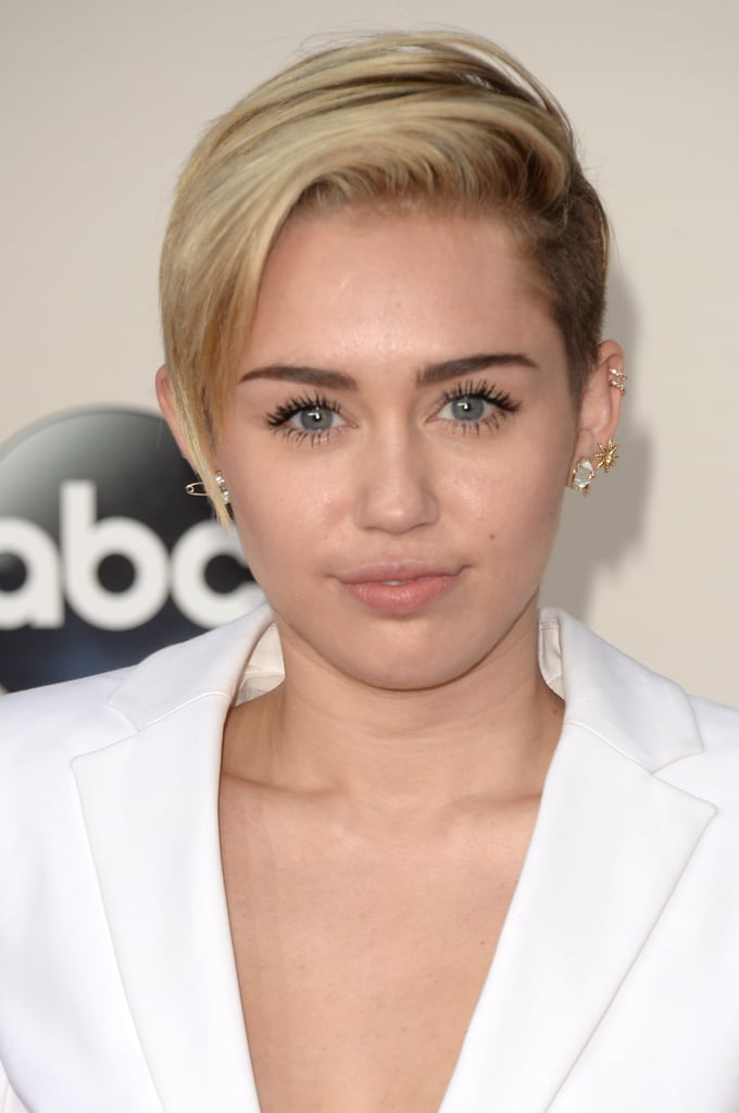 Miley Cyrus at the American Music Awards