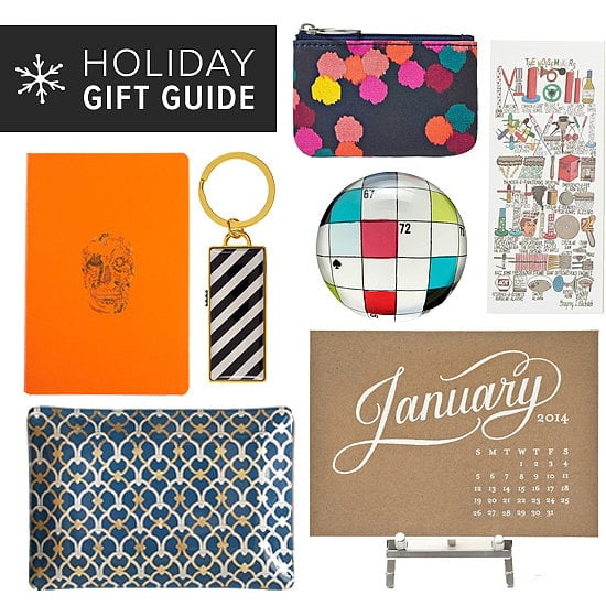 We all have a friend in our lives who's the hardest working girl we know, and she definitely deserves something special for all the hours she puts in. To help make her 9-to-5 life easier, POPSUGAR Smart Living gathered stylish but practical gifts that will spruce up any office space.
