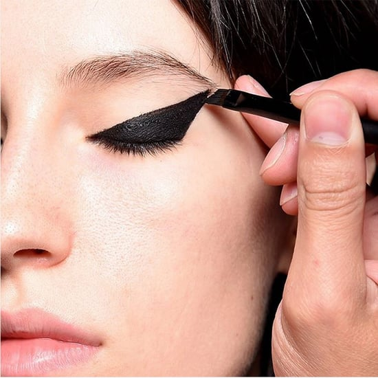 Fashion Week Makeup Hair and Nail Instagram Pictures