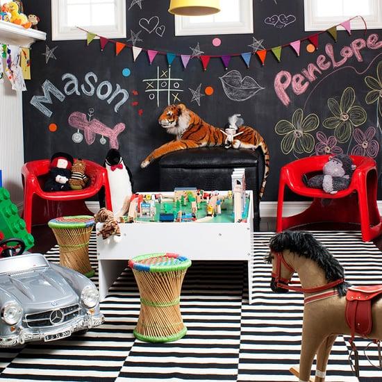 Kourtney Kardashian's Rooms for Mason and Penelope Disick