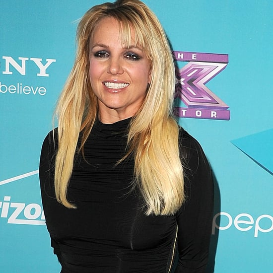 Britney Spears at X Factor Finalists Party | Pictures