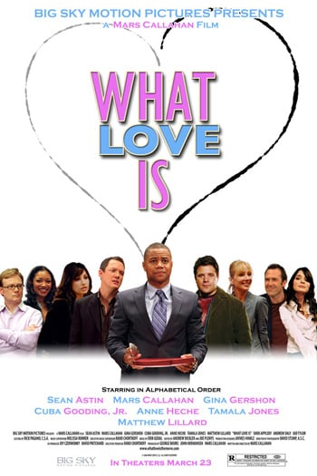 What Love Is: The Year's Worst-Looking Film