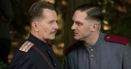 Check Out This Stunning, Soviet-Style 'Child 44' Poster (EXCLUSIVE)