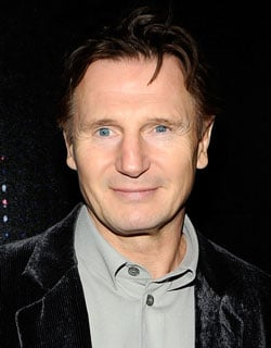 Sugar Bits — Liam Neeson Puts His Acting Career On Hold