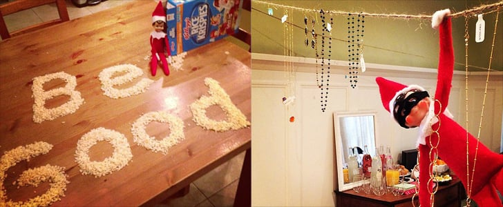 What's Your Elf on the Shelf Style?