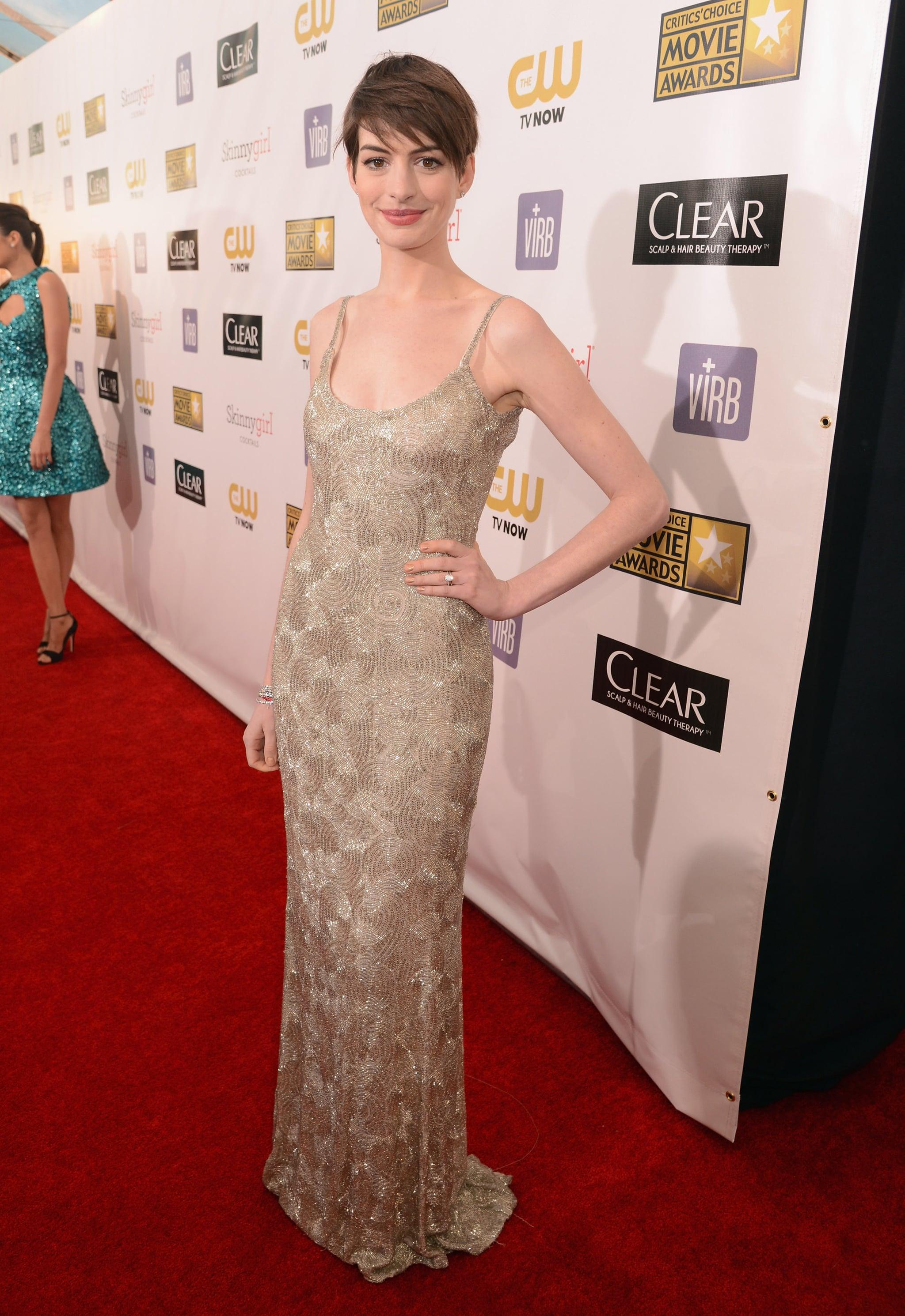 Anne Hathaway: Presenter