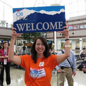 Sugar Shout Out: Citizen Heads to the Democratic Convention!