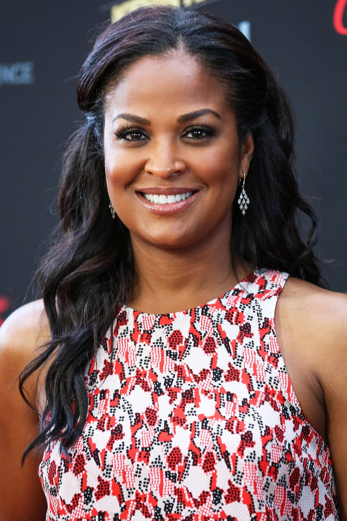 At the LA premiere of Kevin Hart: Let Me Explain, Laila Ali wore her hair down in tousled waves. She dressed up the look by pinning back the sides behind her ears.