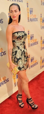 Movie Awards Style: Megan Fox
