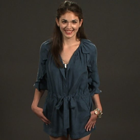How to Wear Jumpsuits and Rompers 2011-05-31 15:33:23