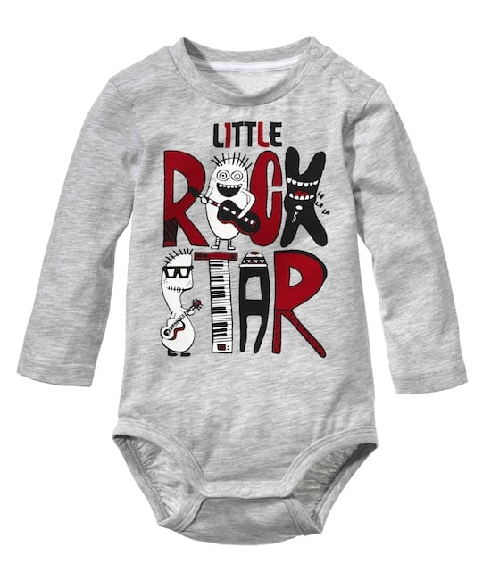 You know your little guy rocks, now share it with the world!